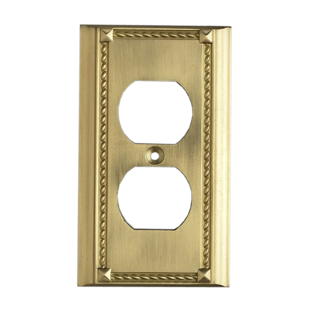 2500BR Clickplates Switch Plate In Brass, Clickplate, Elk Lighting, - ReeceFurniture.com - Free Local Pick Ups: Frankenmuth, MI, Indianapolis, IN, Chicago Ridge, IL, and Detroit, MI