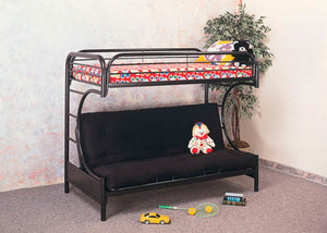 470 Futon Bunkbed, Youth Bedroom-Bunks-Futons, American Imports, - ReeceFurniture.com - Free Local Pick Up: Frankenmuth, MI