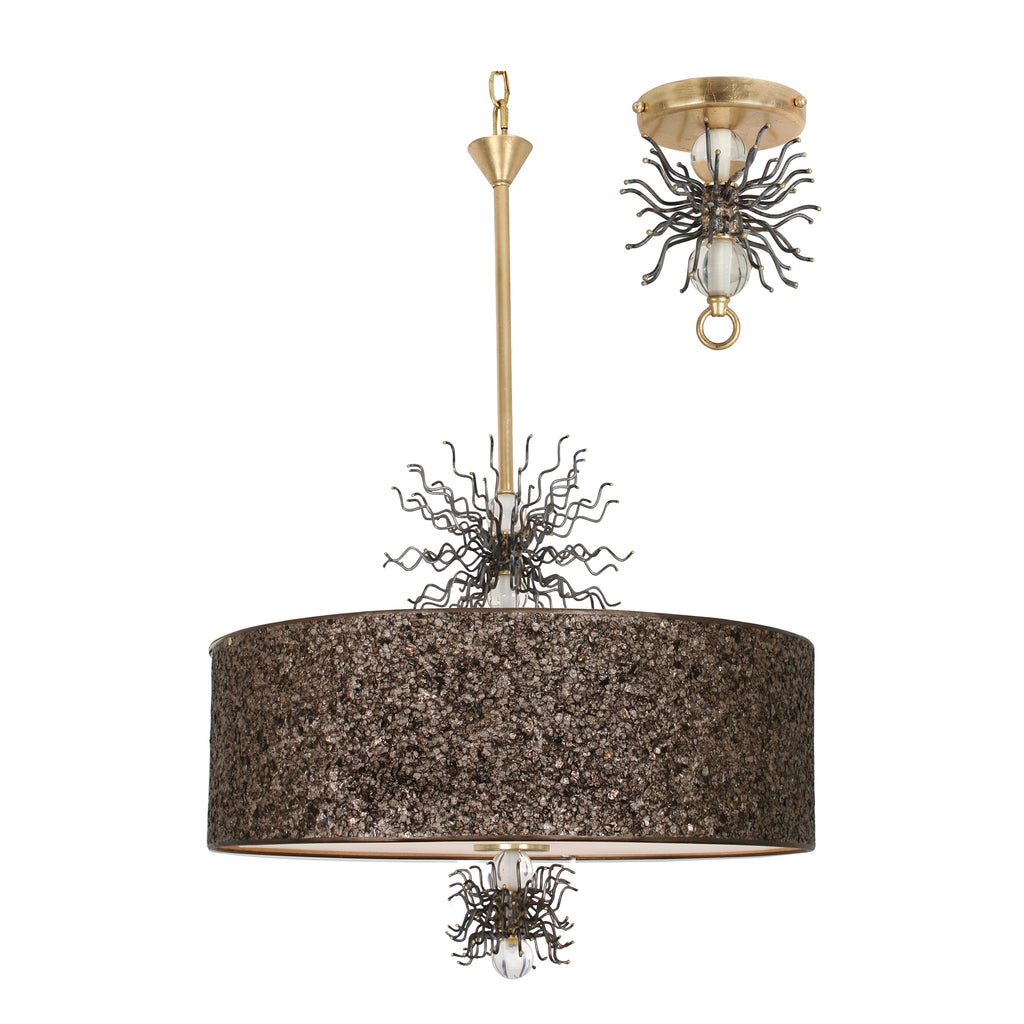Van Teal 470950 Thunderburst Chandelier