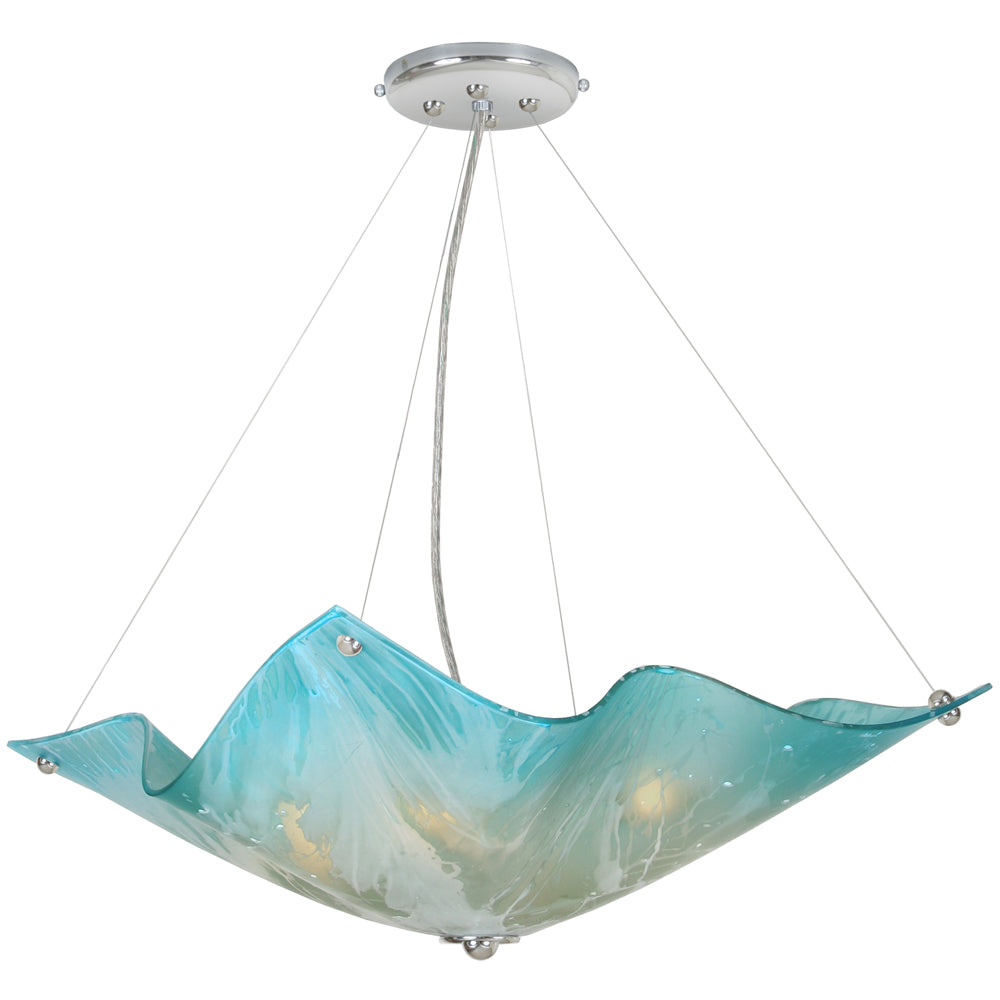 Van Teal 541550 Blue Dawn Chandelier