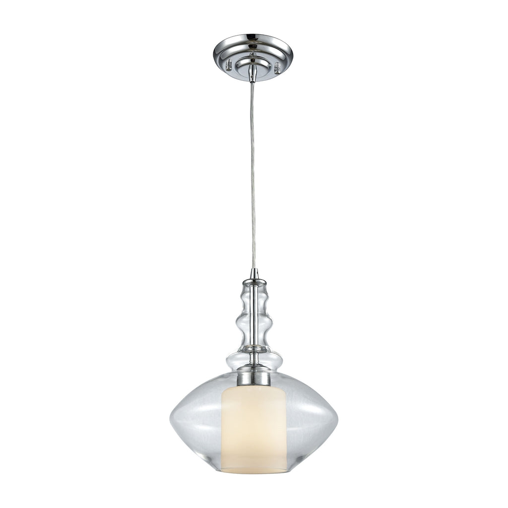 Alora - Mini Pendant - Polished Chrome
