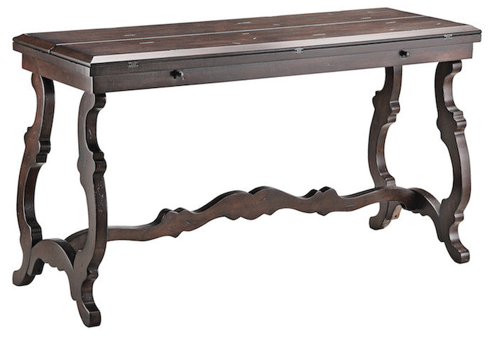 57218 - Cambridge Fold out top Sofa Table, Accent Chairs, Stein World, - ReeceFurniture.com - Free Local Pick Ups: Frankenmuth, MI, Indianapolis, IN, Chicago Ridge, IL, and Detroit, MI