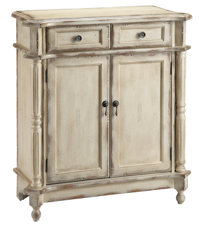 57270 - Heidi Two Door, Two Drawer Accent Chest