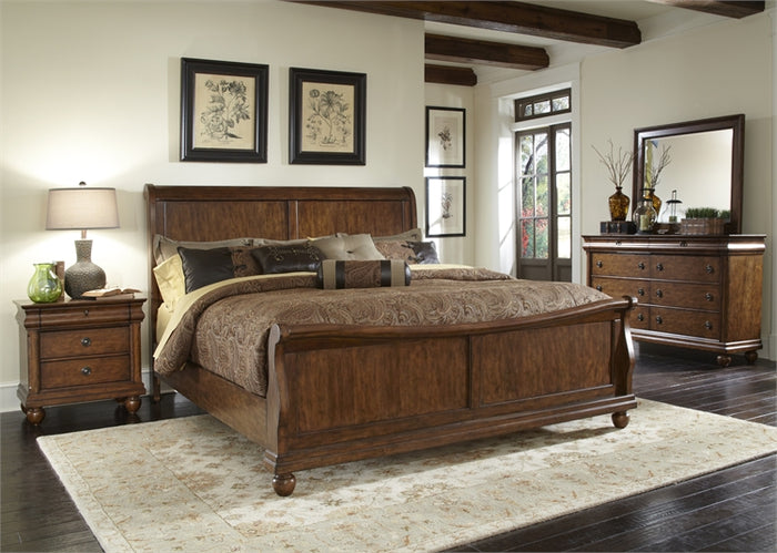 Rustic Traditions Bedroom