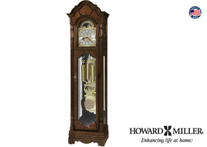 611-226 Wilford, Clocks, Howard Miller, - ReeceFurniture.com - Free Local Pick Up: Frankenmuth, MI