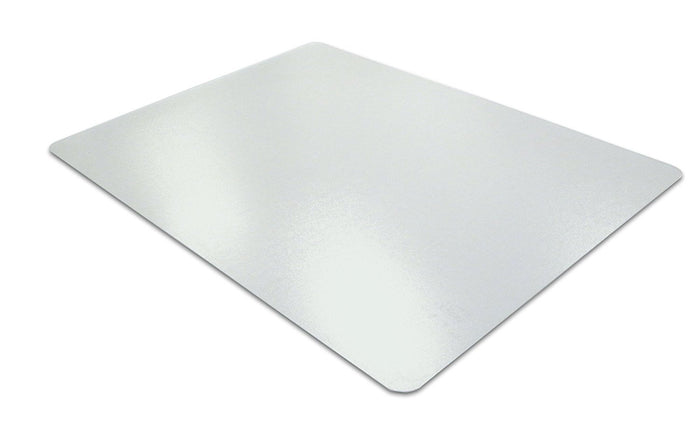 "EcoTex Enhanced Polymer Rectangular Chair mat for Standard Pile Carpets 3/8"" or less (30"" X 48"")"