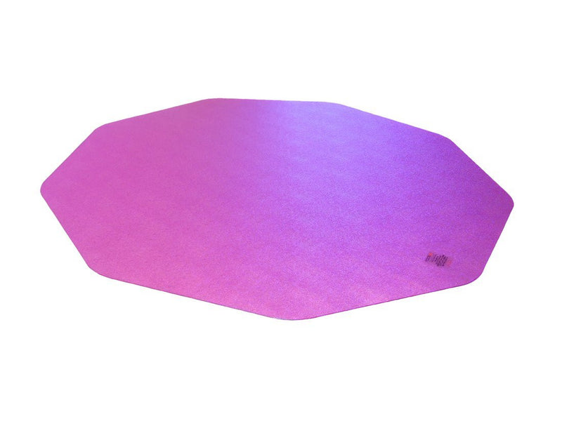 "Cleartex 9Mat Ultimat Polycarbonate Chair mat for Hard Floor in Cerise Pink (38"" X 39""), , ReeceFurniture.com, - ReeceFurniture.com - Free Local Pick Ups: Frankenmuth, MI, Indianapolis, IN, Chicago Ridge, IL, and Detroit, MI"