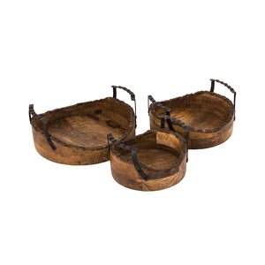639814 - Hartley Set of 3 Bowls