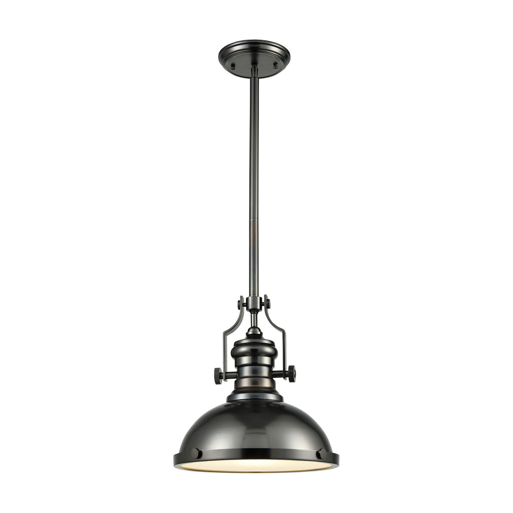 Chadwick - Pendant - Black Nickel