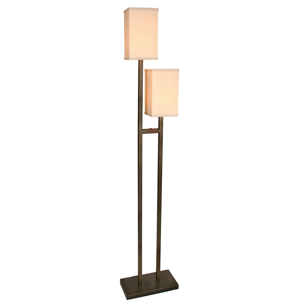 "Van Teal 667862 Two Steps 72"" Floor Lamp"