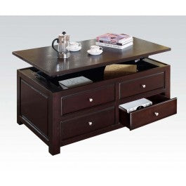 80257 Malden Coffee Table w/Lift Top