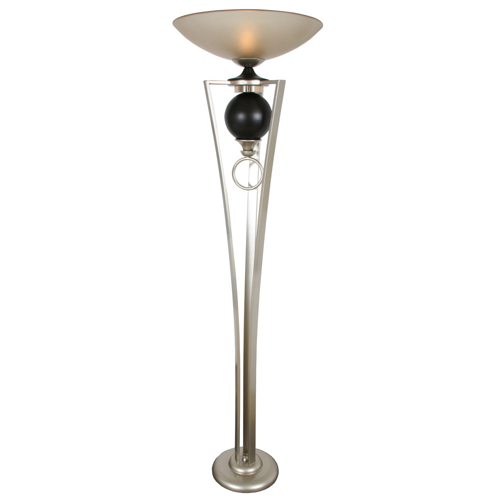 "Van Teal 804081 Romance 72"" Torchiere Floor Lamp"