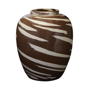 857077 Caramel Tiger Churn, Accessory, Elk Home, - ReeceFurniture.com - Free Local Pick Ups: Frankenmuth, MI, Indianapolis, IN, Chicago Ridge, IL, and Detroit, MI