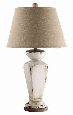 90032 - Cadence Ceramic Table Lamp - ReeceFurniture.com