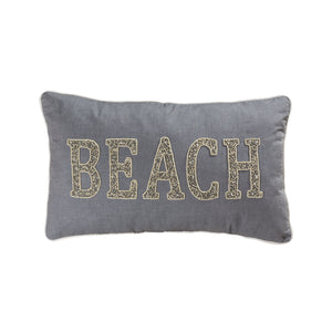 BEACH - Throw Pillow