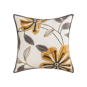 Aster - Throw Pillow