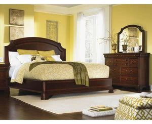 9180 Evolution - Queen Platform Bed/Bureau/Bureau Mirror & Chest, More Bedroom, Legacy Classic Furniture, - ReeceFurniture.com - Free Local Pick Ups: Frankenmuth, MI, Indianapolis, IN, Chicago Ridge, IL, and Detroit, MI