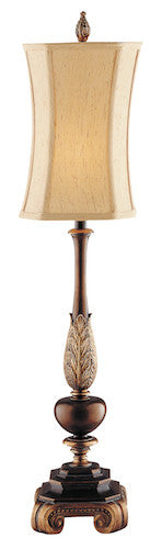 97755 - Sweet Ginger Buffet Lamp