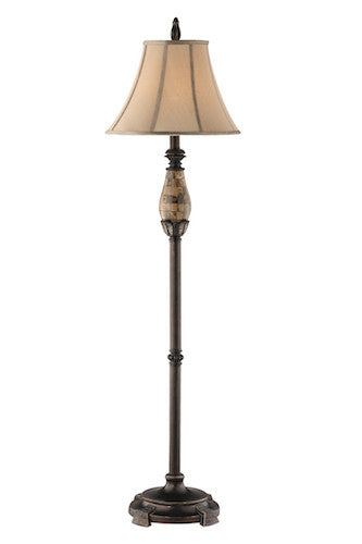 97834 - Roma Resin Floor Lamp - Free Shipping!, Floor, Desk And Table Lamps, Stein World, - ReeceFurniture.com - Free Local Pick Ups: Frankenmuth, MI, Indianapolis, IN, Chicago Ridge, IL, and Detroit, MI