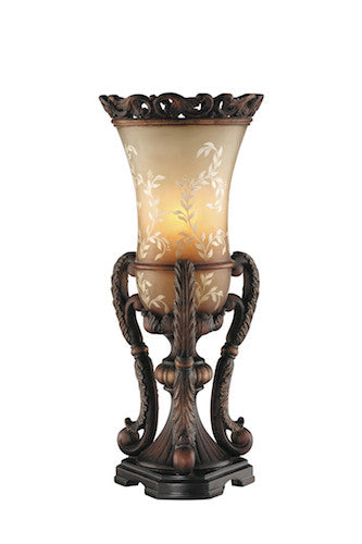 97847 - Chantilly Resin 2 pk Table Lamp