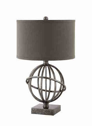 99616 - Lichfield Metal Table Lamp, Floor, Desk And Table Lamps, Stein World, - ReeceFurniture.com - Free Local Pick Ups: Frankenmuth, MI, Indianapolis, IN, Chicago Ridge, IL, and Detroit, MI