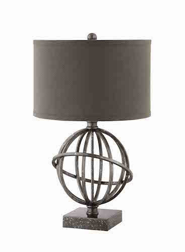 99616 - Lichfield Metal Table Lamp