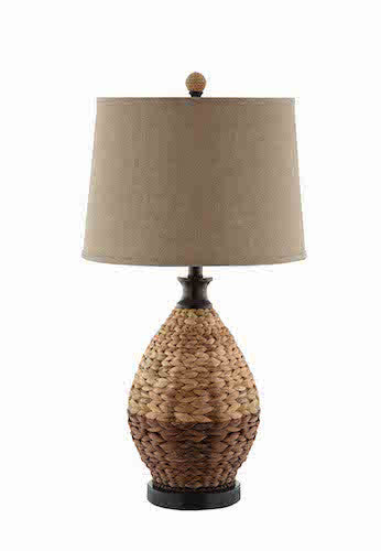 99656 - Weston Resin Table  Lamp