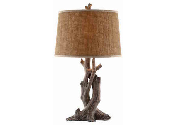 99657 - Cusworth Resin Table  Lamp