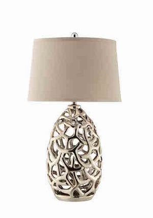 99664 - Ripley Ceramic Table  Lamp - ReeceFurniture.com