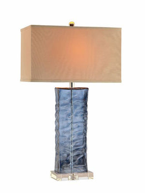 99763 - Arendell Glass Table Lamp - ReeceFurniture.com