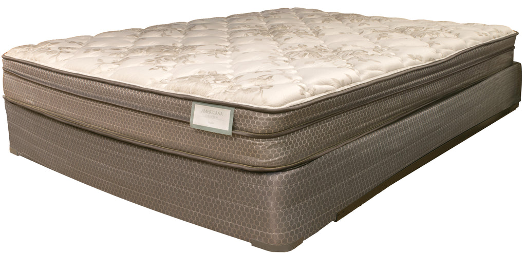 Acadia Eurotop - Great Usage For Children & Guest Rooms Mattress