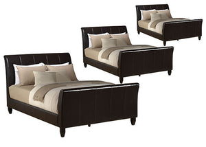 C9025A Skyline Bicast Bed, Bedroom Sets, American Imports, - ReeceFurniture.com - Free Local Pick Up: Frankenmuth, MI