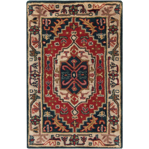 Surya Floor Coverings - A134 Ancient Treasures 2' x 3' Area Rug