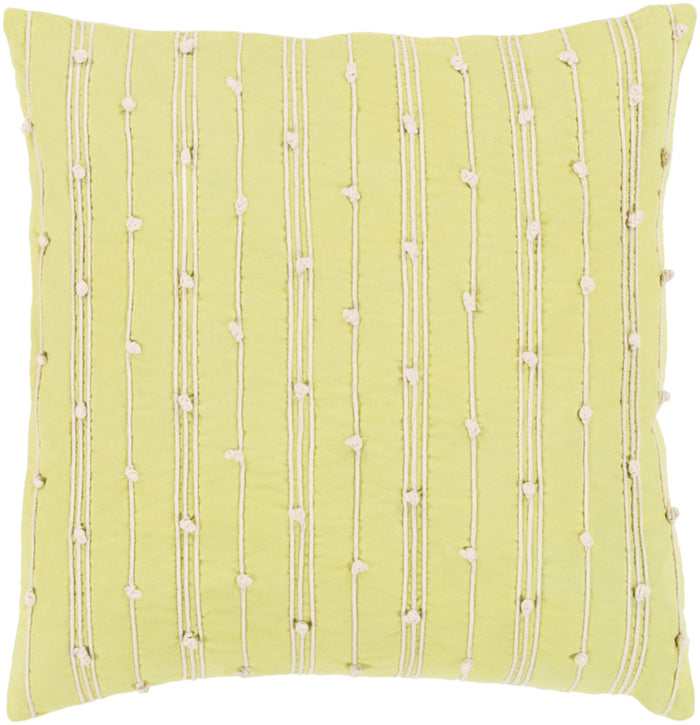 Accretion Pillow Kit - Lime, Cream - Poly - ACT002