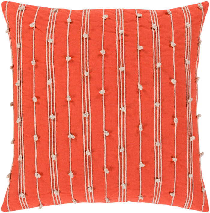 Accretion Pillow Kit - Bright Orange, Cream - Down - ACT005