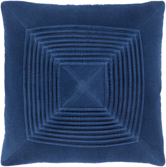 Akira Pillow Kit - Navy - Down - AKA008