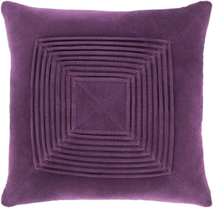 Akira Pillow Kit - Dark Purple - Down - AKA009