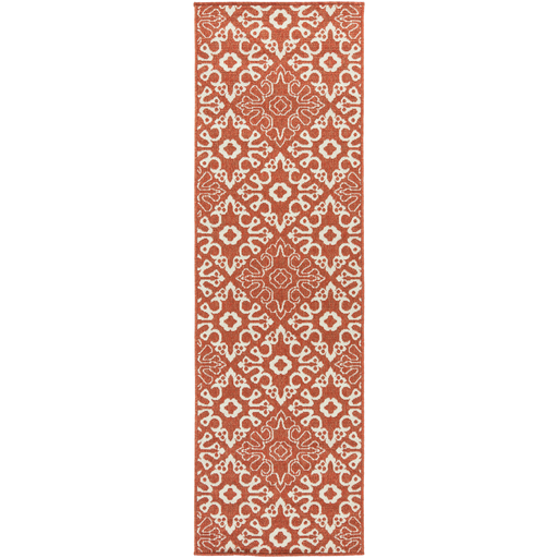 Surya Floor Coverings - ALF9636 Alfresco Area Rugs/Runners