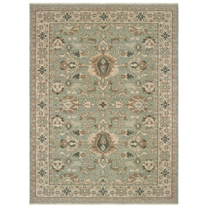1331A Anatolia Indoor Area Rug Blue/ Brown