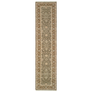 561W3 Anatolia Indoor Area Rug Grey/ Gold