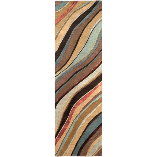 Surya Floor Coverings - ART229 Artist Studio Area Rugs/Runners