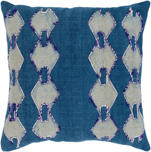 Panta Pillow Kit - Dark Blue, Cream, White - Down - ATA002