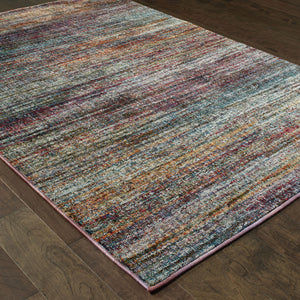 8037B Atlas Indoor Area Rug Multi/ Multi