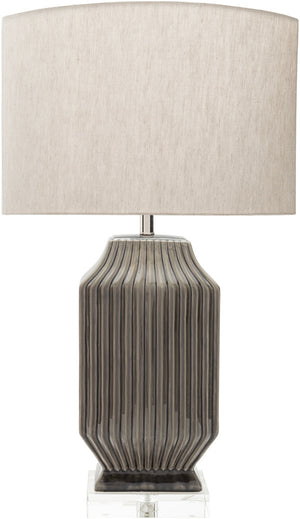Surya BKE100 Blacklake Table Lamp