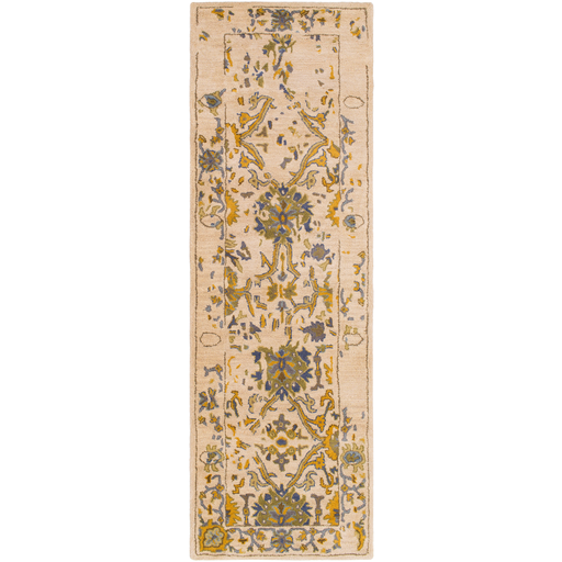 Surya Floor Coverings - CLL1017 Castello Area Rugs/Runners