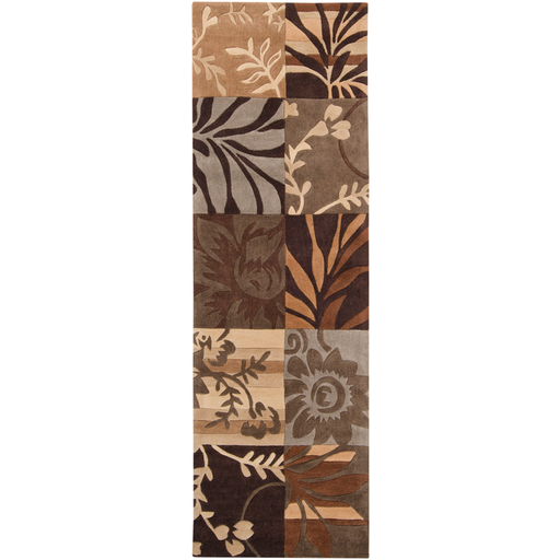 "Surya Floor Coverings - COS8817 Cosmopolitan 2'6"" x 8' Runner"
