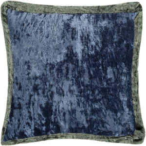 Cyber Pillow Kit - Navy, Dark Green - Down - CYB003
