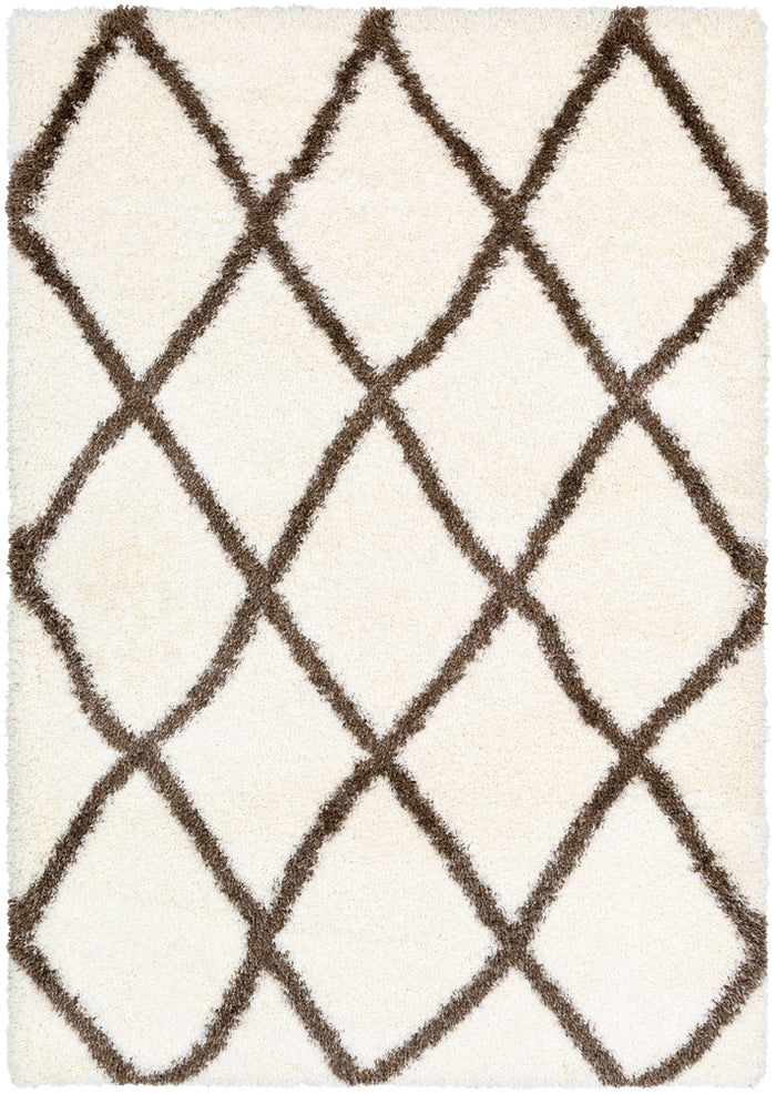 Surya Floor Coverings - CYS3405 Cloudy Shag Area Rugs/Runners