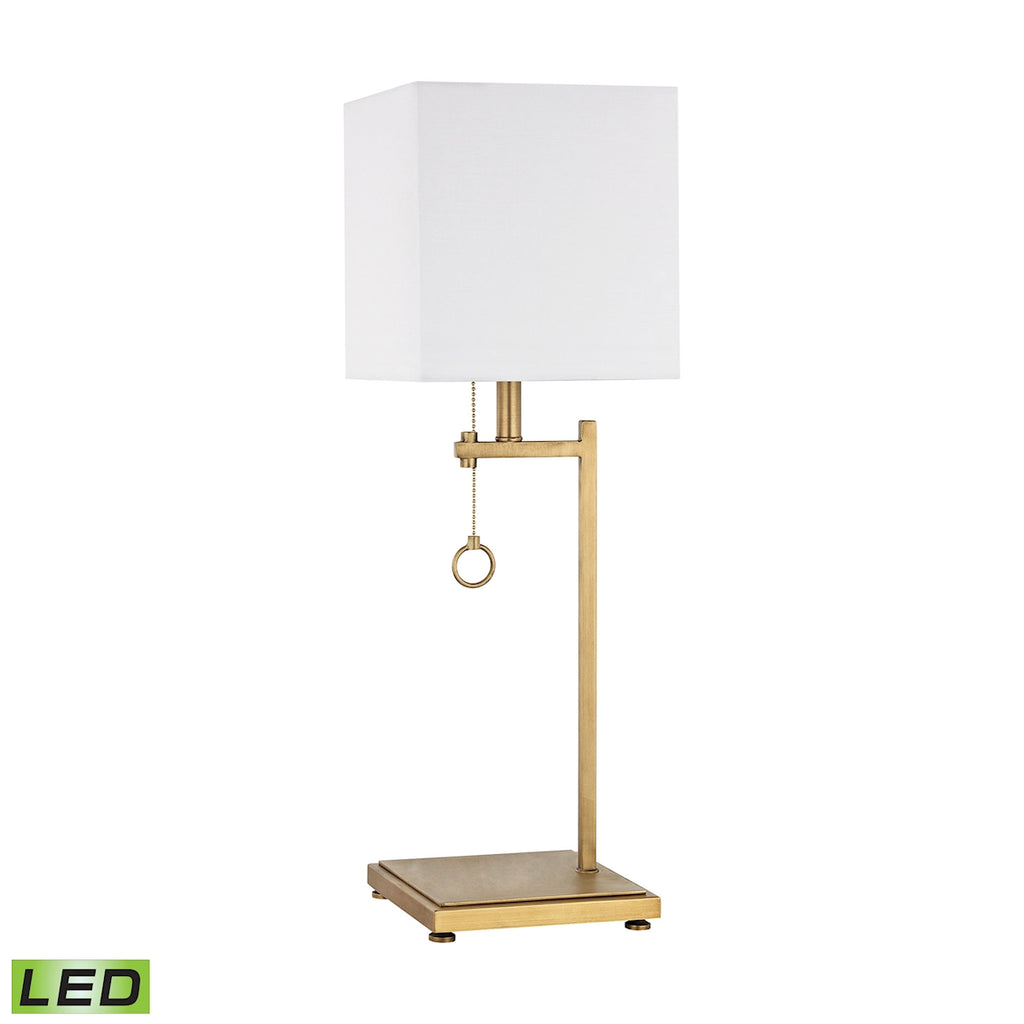 D3128-LED Gower Street LED Table Lamp, Table Lamp, Dimond Lighting, - ReeceFurniture.com - Free Local Pick Ups: Frankenmuth, MI, Indianapolis, IN, Chicago Ridge, IL, and Detroit, MI