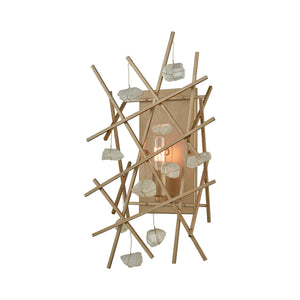 D3562 Massive Impact Wall Sconce
